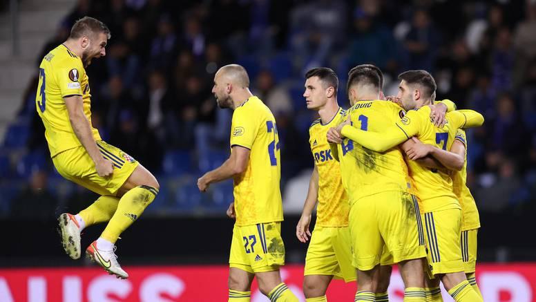 Dinamo preiskusan za Belgijce, u Europi se sad puno lakše diše