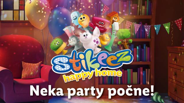Djeca se vesele! Stikeez Happy Home – kolekcija popularnih figurica stigla je u Lidl!
