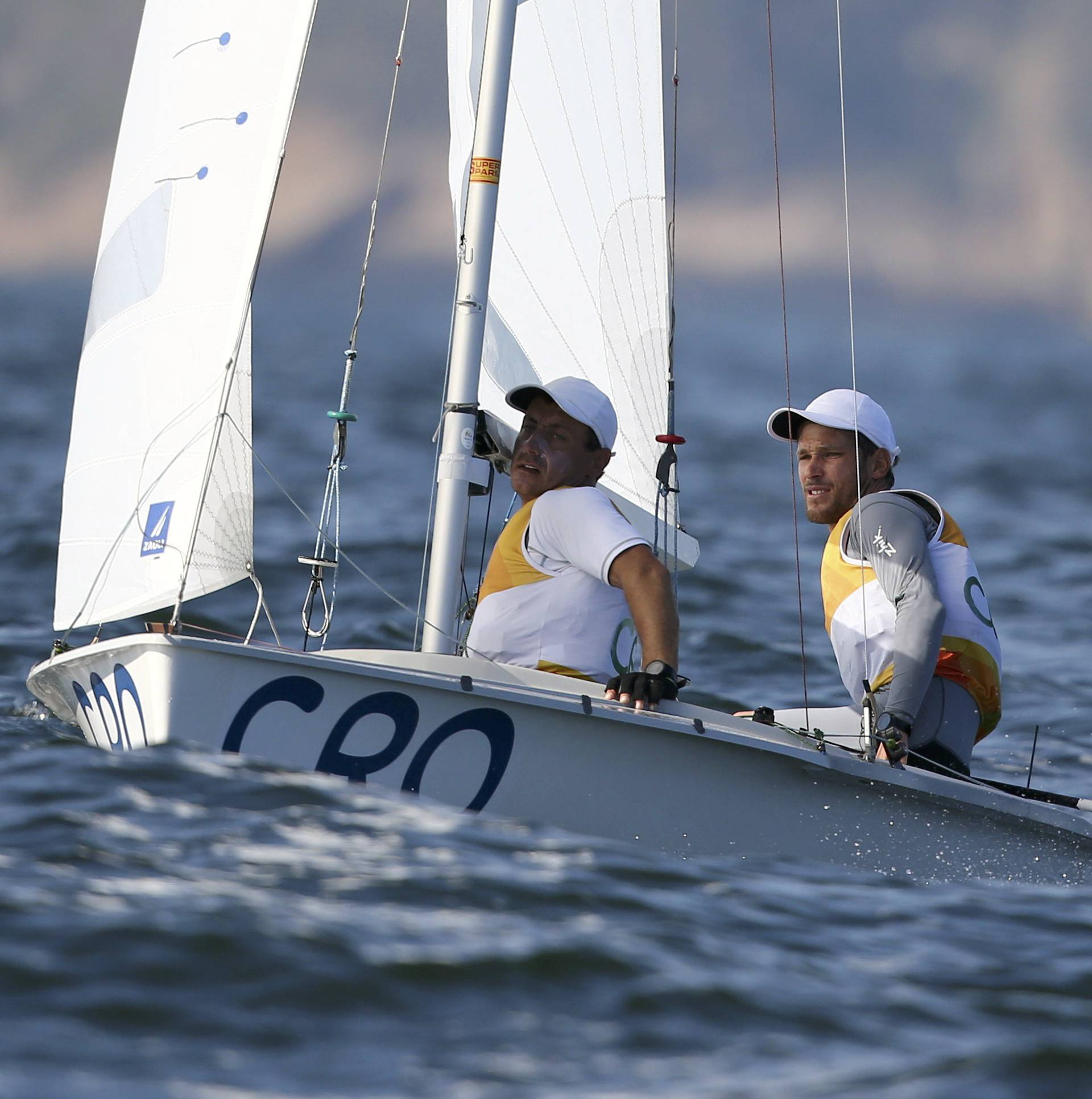 Sailing - Men's Two Person Dinghy - 470 - Race 6/7/8