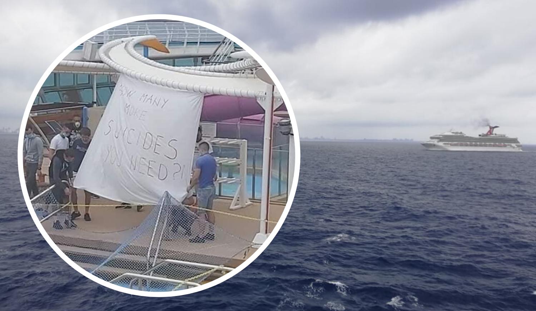 Hrvati zaglavili u Karipskom moru: 'Oni psihički nisu dobro'