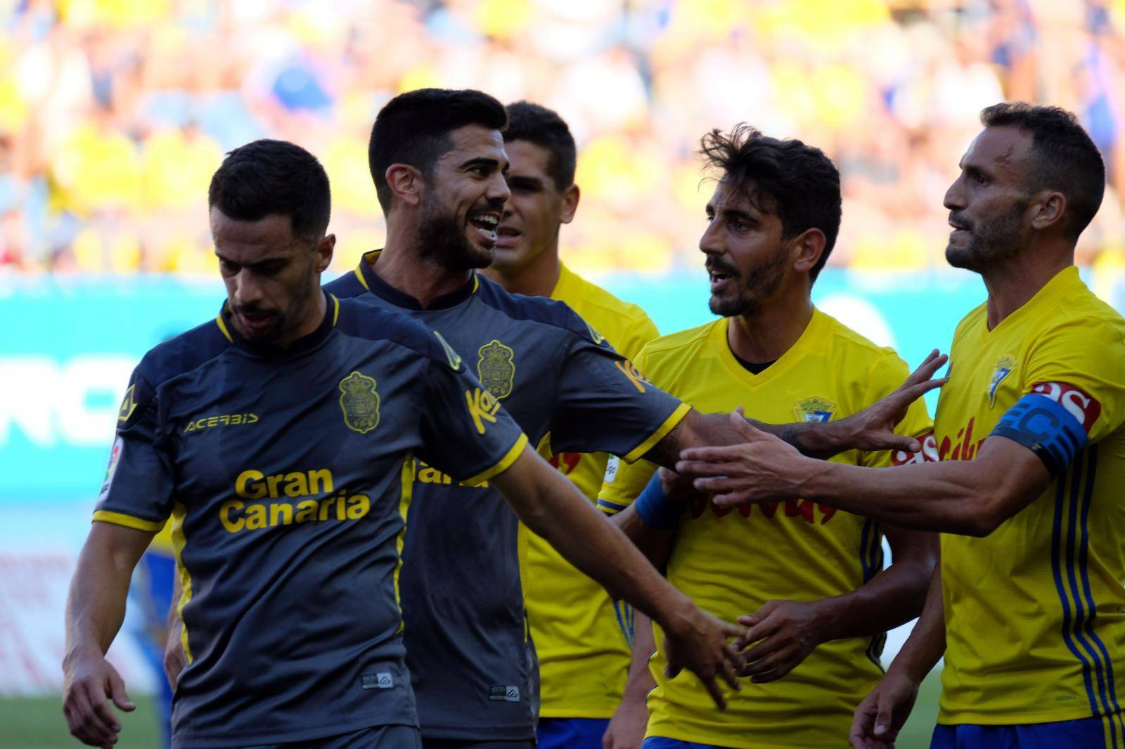 Ramon Carranza Trophy, Cadiz 0 Las Palmas 1