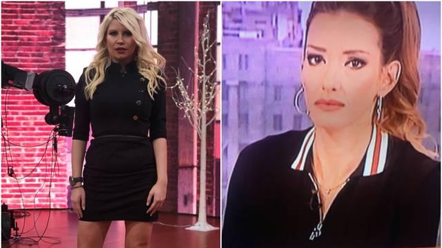 Joksimovićeva žena plakala u eteru zbog tragedije kolegice