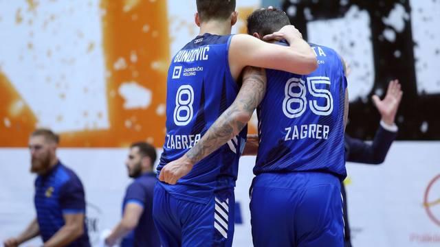 Zagreb: Treća utakmica finala košarkaške HT Premijer lige između Cedevite i Cibone