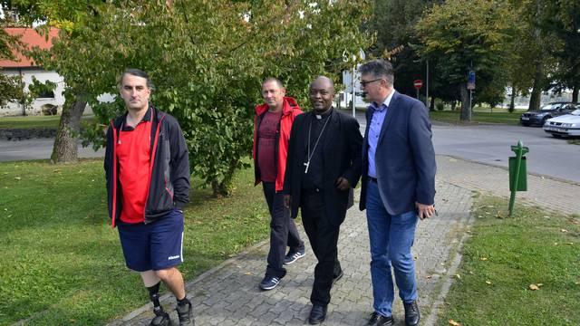 Tanzanijski biskup Balthazar Lyimo posjetio Slavonski Brod