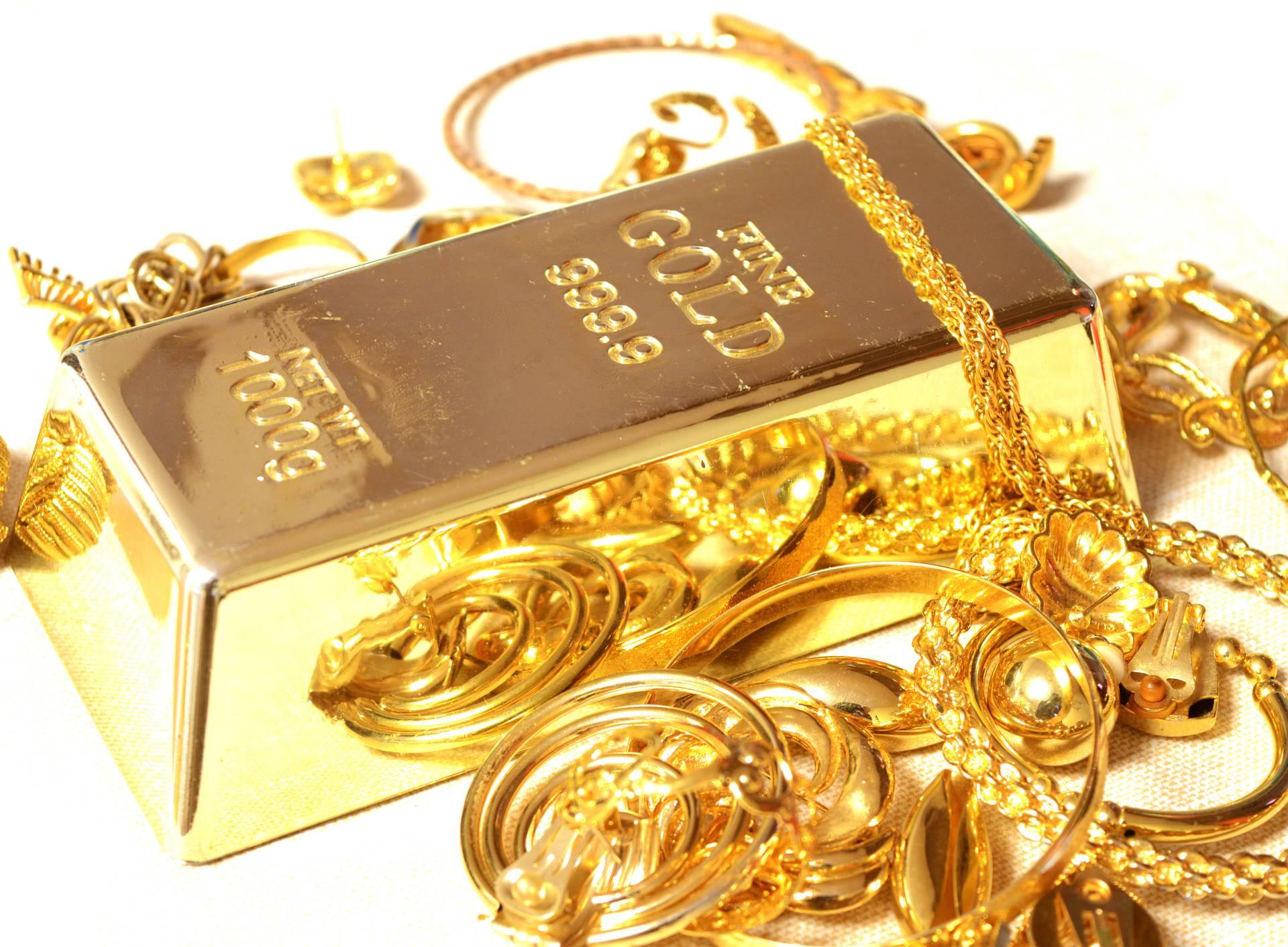 Svi poludjeli za polugicama od 100 grama zlata, ali ih nema...