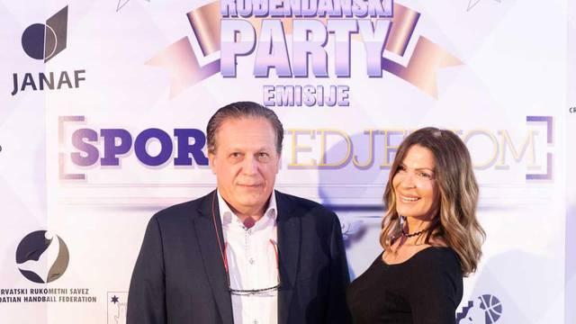 Ana Sasso najlonkama privukla svu pažnju na zabavi sportaša