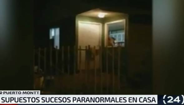'Što se događa?!': Natprirodne sile u kući, napale su i policiju