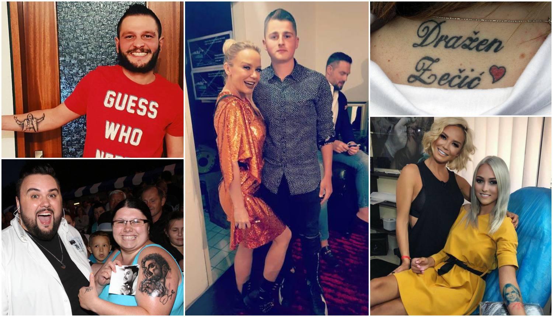 Trpjeli bol zbog idola: Fanovi tetovirali Mišu, Zečića i Šuput