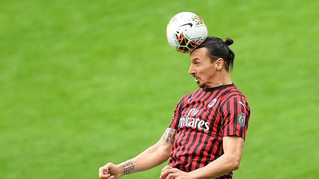 FILE PHOTO: Serie A - AC Milan v Genoa