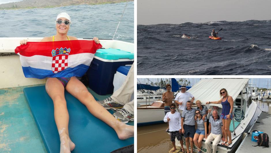 Dina Levačić rasturila Molokai: 'Ni meduze mi ništa ne mogu'