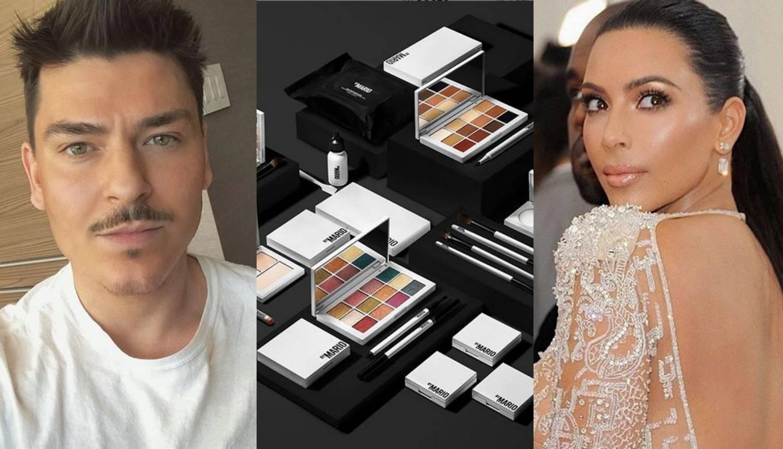 Mario Dedivanović, vizažist Kim Kardashian, potpisuje vlastitu make-up liniju za Sephoru