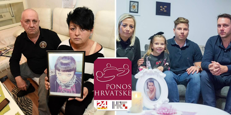 Nakon smrti svojih kćeri spasili organima živote čak 11 djece
