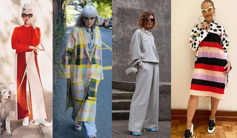 Stylish seniorke: Moda je za njih energična i kreativna igra
