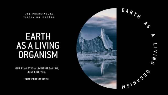 Pogledajte virtualnu izložbu fotografija o Zemlji  kao živom organizmu