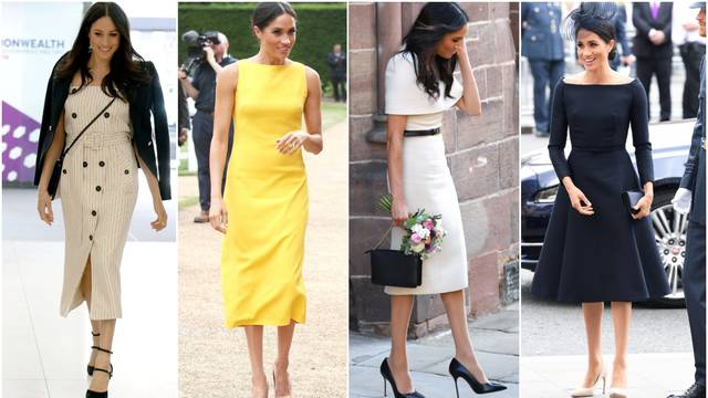 Stigla nova 'titula': Meghan je najbolje odjevena žena svijeta