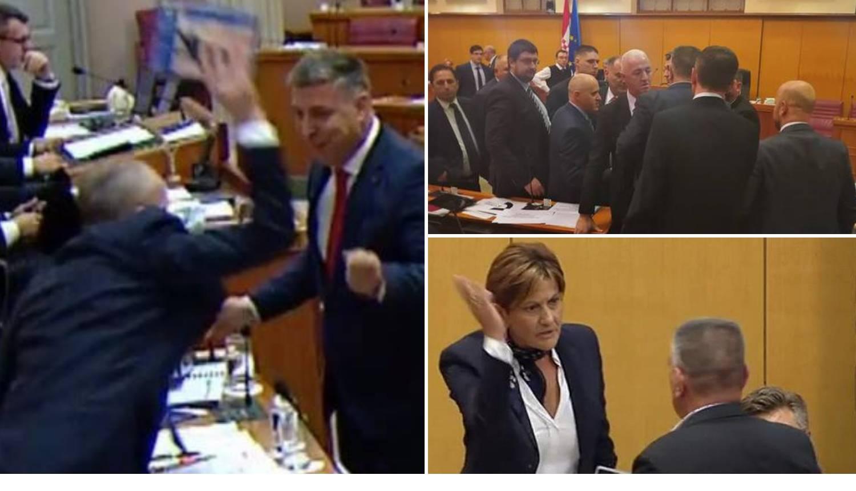 Balkanska krčma u Saboru: 'Da sam ga odvalio, ne bi ni ustao'