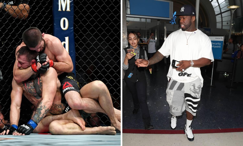 50 Cent nudi Khabibu milijune: Ma pusti UFC, dođi u Bellator!