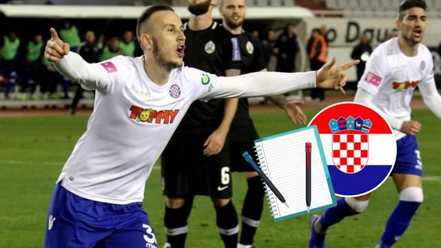 Hajdukovci su žurili na ispit iz hrvatskog: Ismajli  bio najbolji