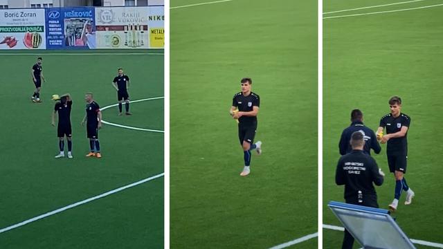 Na utakmici 2. HNL-a papagaj prekinuo utakmicu: 'Napadao je igrače, jednom sletio na rame'