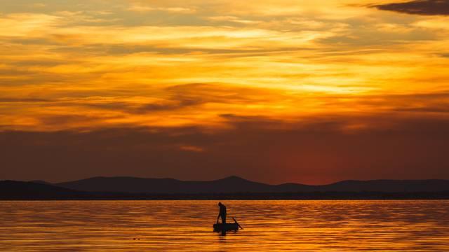 Zadarski zalasci čista su čarolija