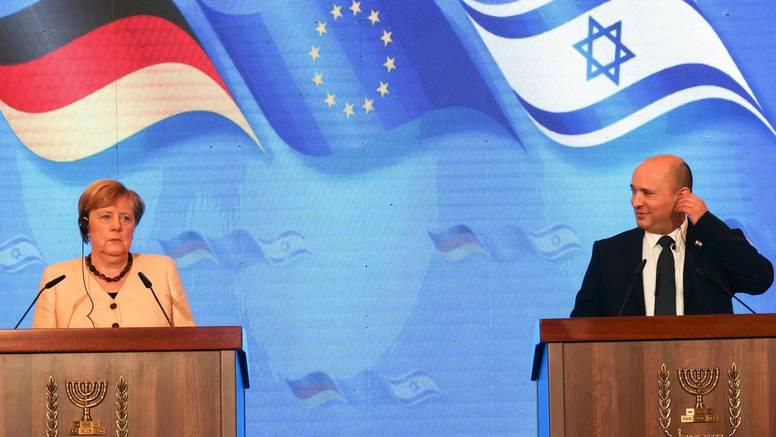 Merkel: Njemačka i dalje snosi odgovornost za holokaust
