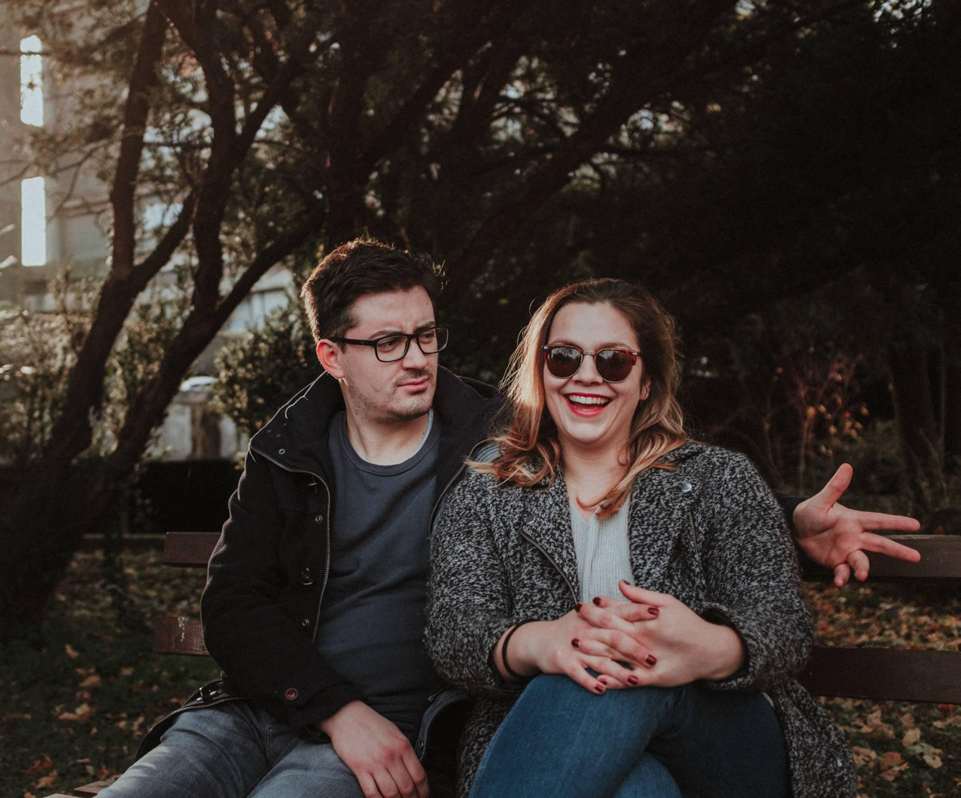 Kvizaški par: On radi pitanja za 'Milijunaša', a ona za 'Potjeru'