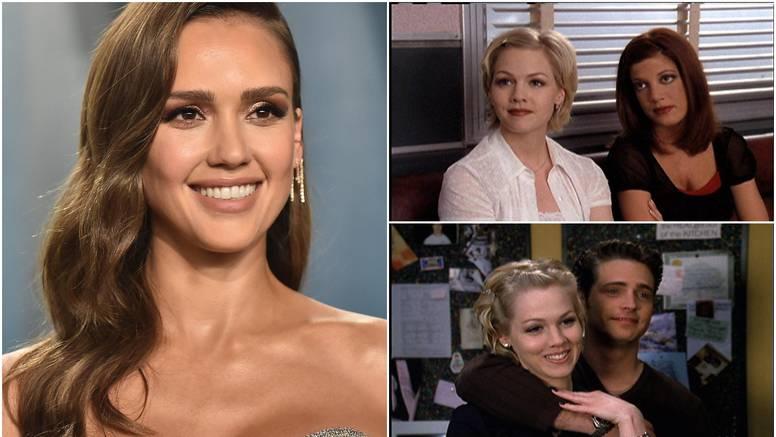 Alba prozvala glumce iz serije: 'Nisam ih smjela gledati u oči'