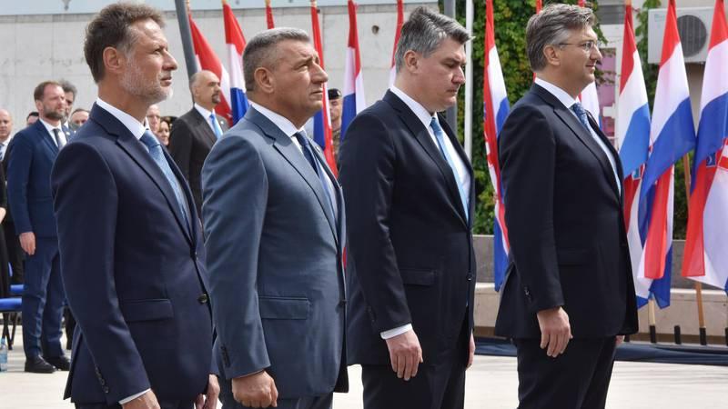 Knin pomirbe: 'Ovo je povijesni trenutak zbog pruženih ruku Srbima u Hrvatskoj, ali i Srbiji'