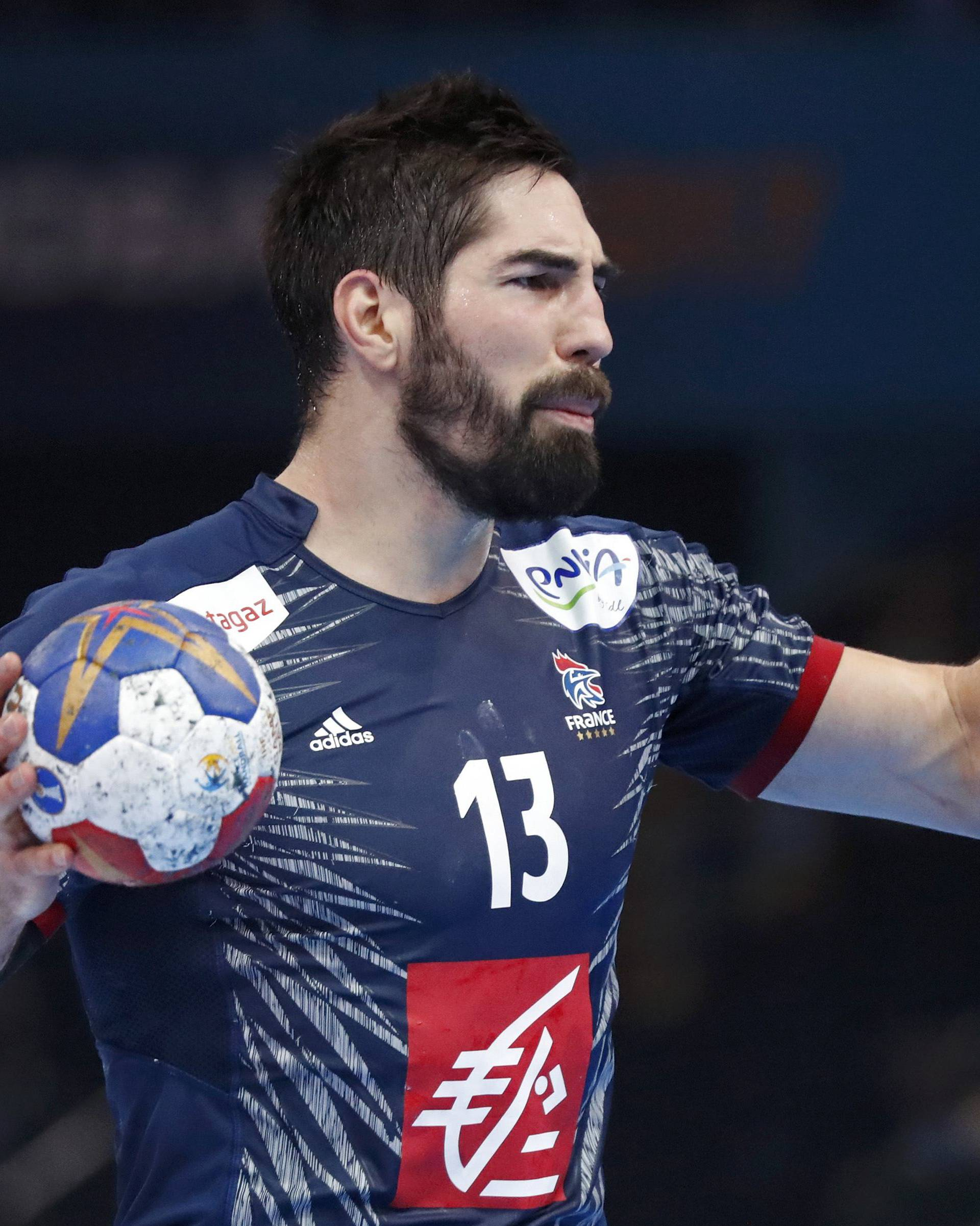 Men's Handball - France v Slovenia - 2017 Men's World Championship, Semi-Finals