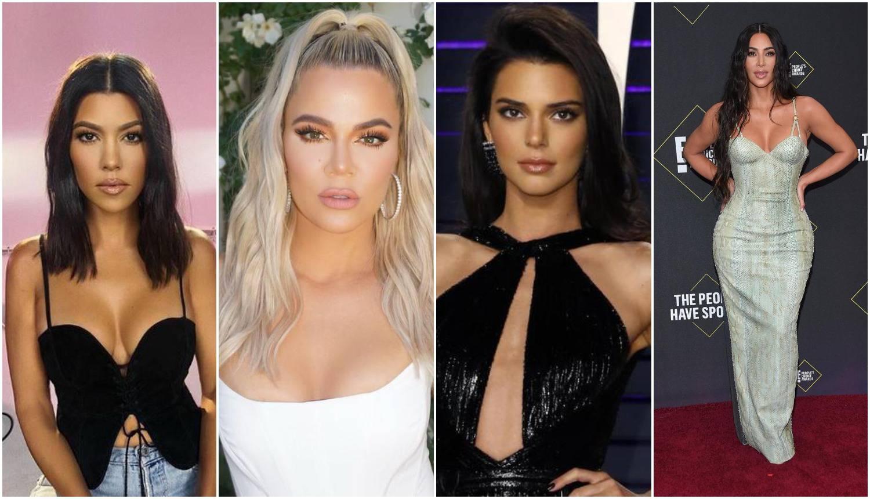 Kim zarađuje od sponzorstva, a Khloe ima svoj brend traperica