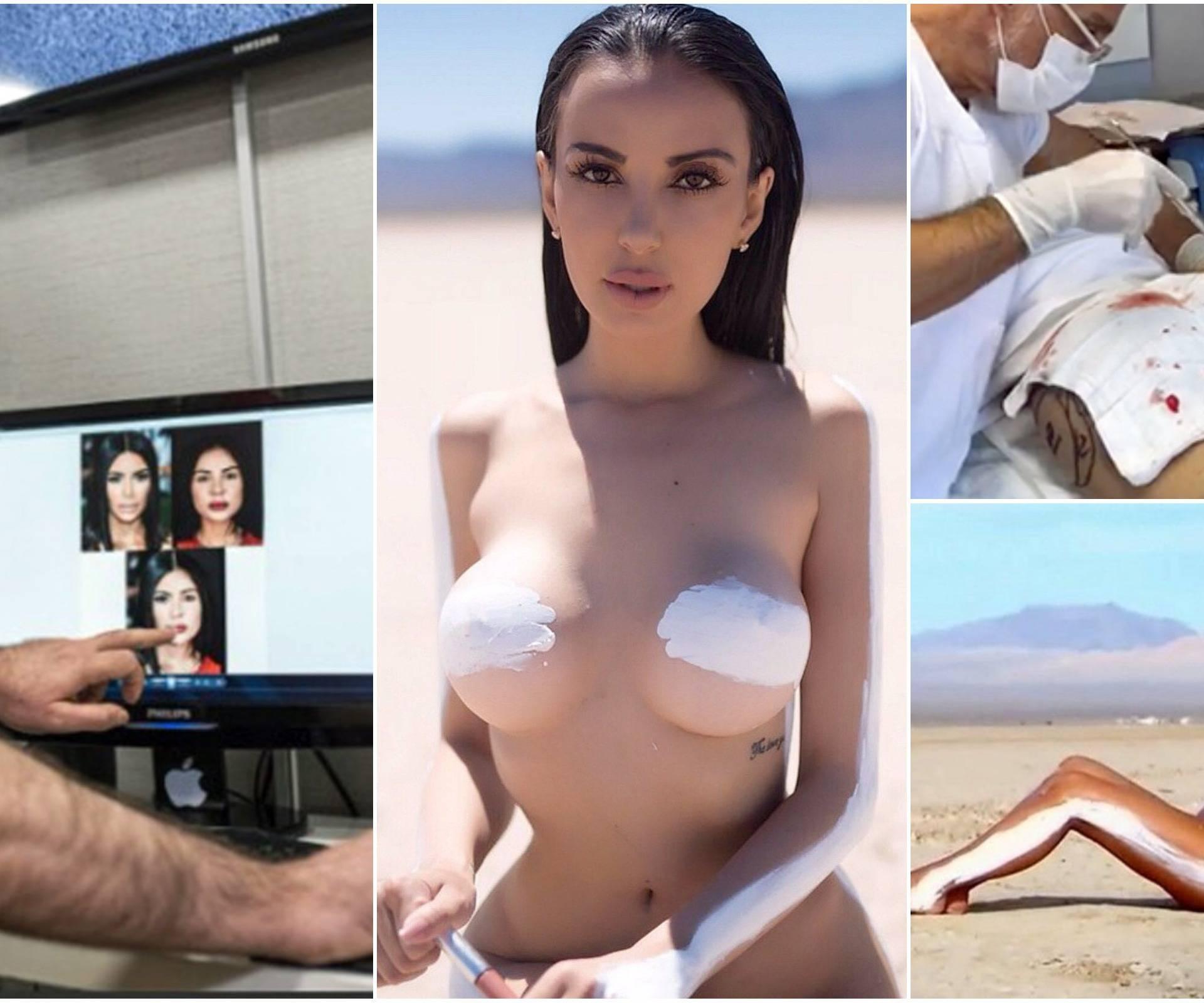 Brojne operacije: Želi 'od glave do pete' izgledati poput Kim
