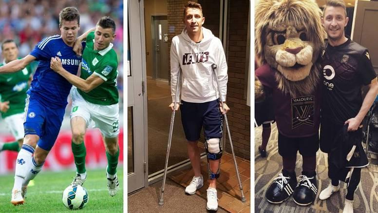 Golubar: U Kanadi sam nakon ozljede umalo dobio sepsu...'