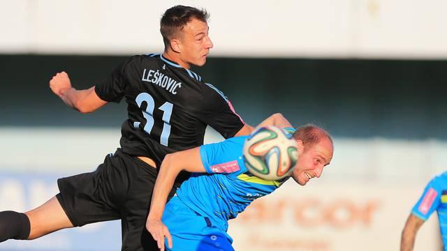 Pokušaj broj dva: Lešković u Lokomotivi, vratio se i Emerson