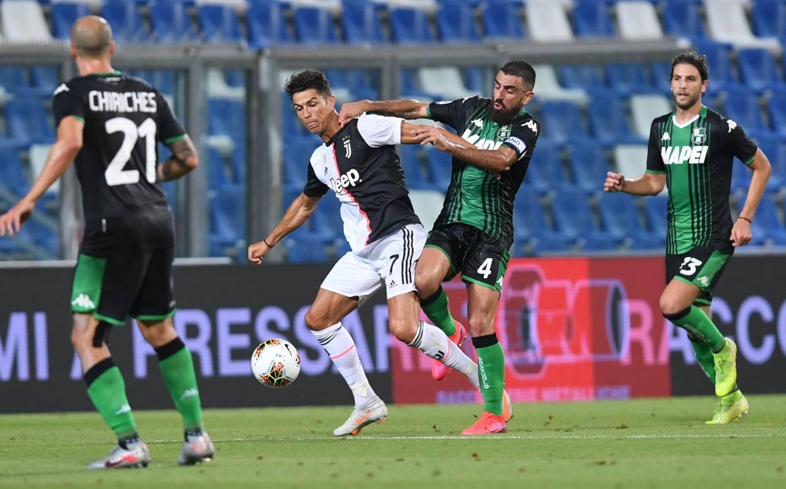 Serie A - U.S. Sassuolo v Juventus