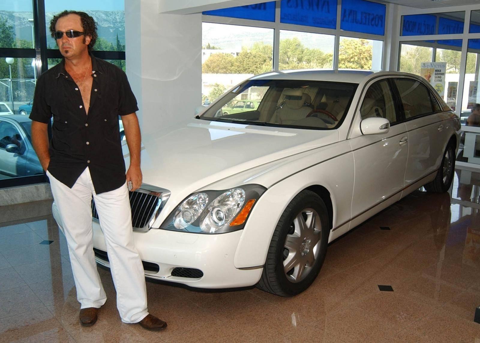 Skandali, luksuz i pršut: 'Ja kad vozin brzo, ja ne vozin brzo...'