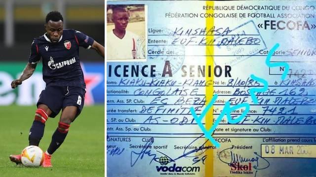 Skandal Zvezdinog 'Gabonca': Lažirao rodni list i državljanstvo