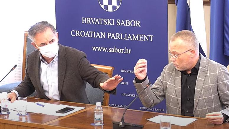 Hasanbegović demonstrativno izašao iz sabora: Posvađao se s Pupovcem oko teme migranata