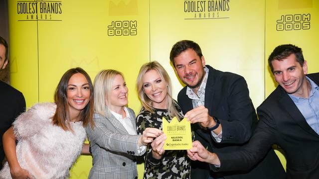 Joomboos Coolest Brands Award