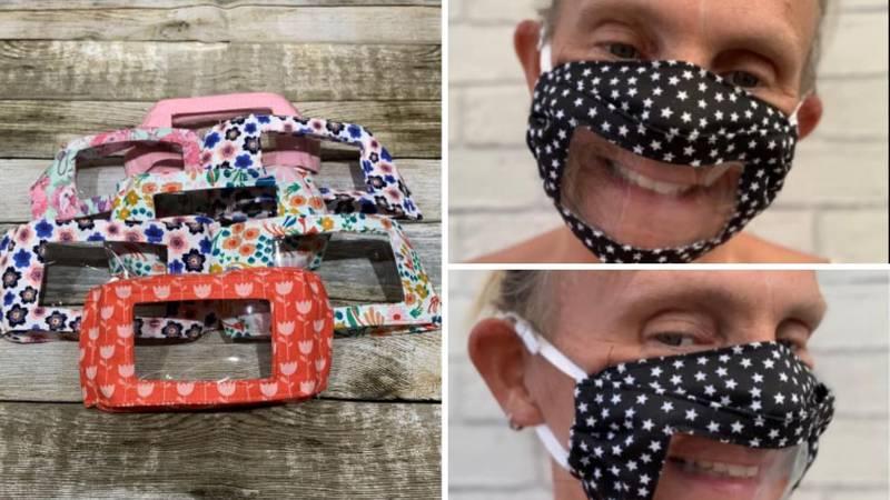 Olakšava komunikaciju gluhim ljudima: Radi  posebne maske