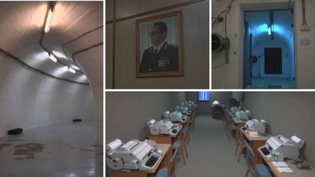 Tito je bio u strahu: Izgradio je bunker za 4,6 milijardi dolara