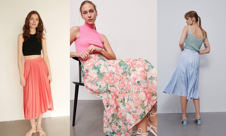 10 top ljetnih suknji: Fluidne kreacije sada i u boji sladoleda