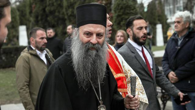 The Serbian Orthodox Church got its 46th patriarch,  and it is the Metropolitan of Zagreb-Ljubljana Porfirio.Srpska pravoslavna crkva dobila je svog 46. poglavara, a u pitanju je mitropolit zagrebacko-ljubljanski Porfirije.