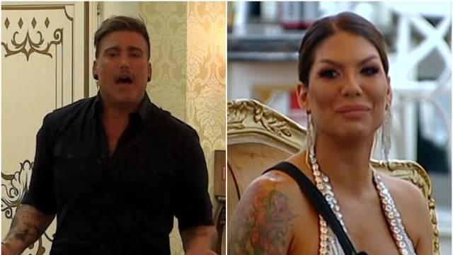 Ciganović provocira: Čuo sam da si išla na pomlađivanje vagine