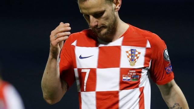 Euro 2020 Qualifier - Group E - Croatia v Azerbaijan