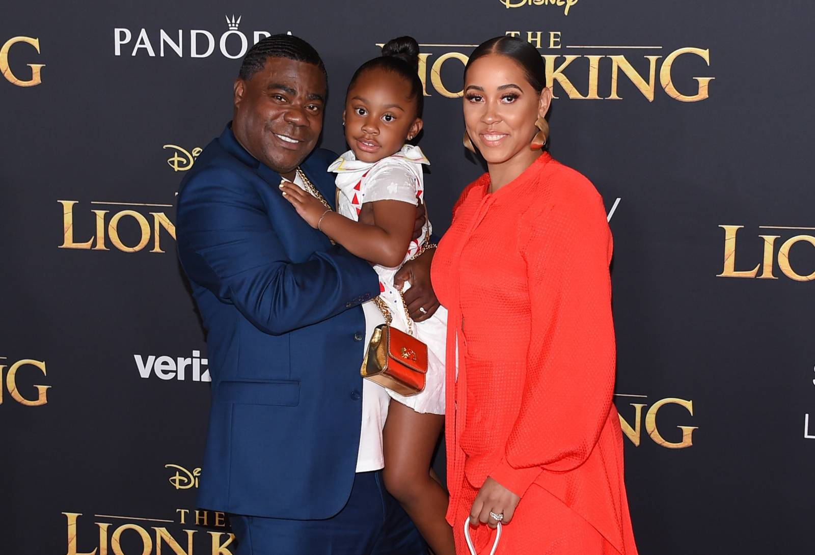 Tracy Morgan and Megan Wollover Divorce