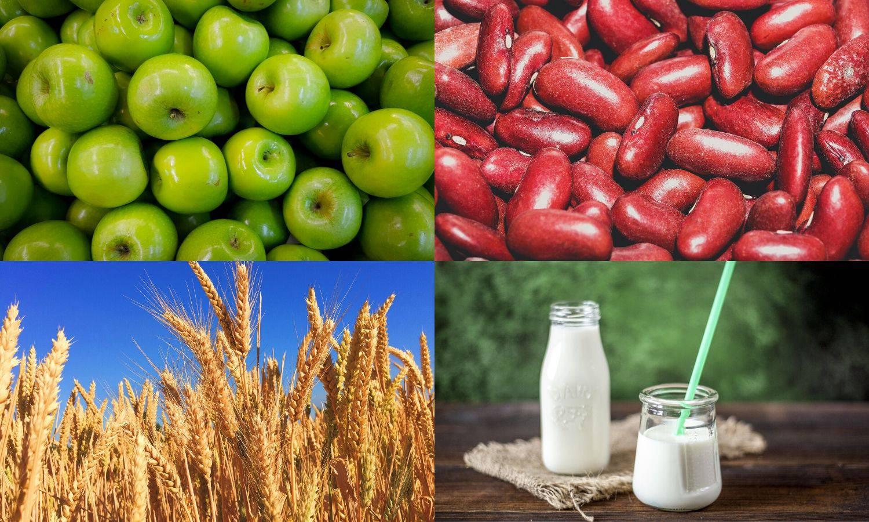 Izbjegavajte ovu hranu ako ste često naduti: Jabuke, pšenicu...