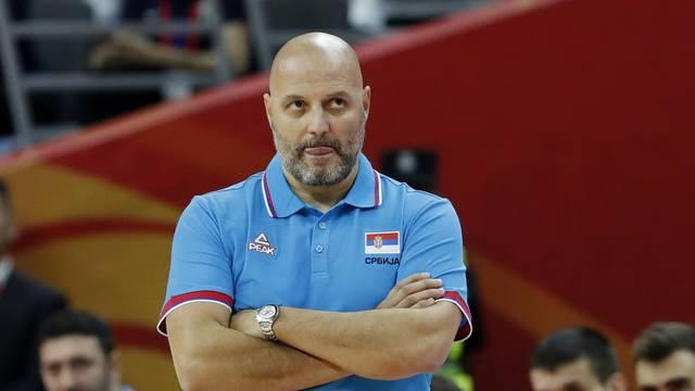Basketball - FIBA World Cup - Quarter Finals - Argentina v Serbia