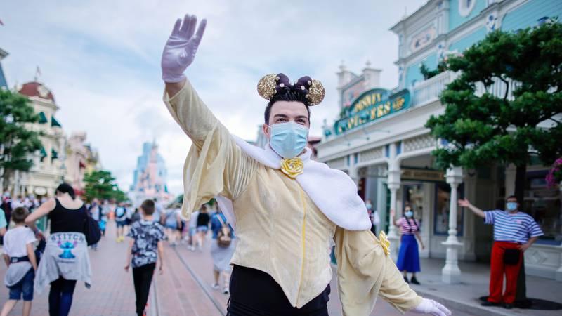 Otvoren Disneyland u Parizu, ali uz poštivanje zaštitnih mjera
