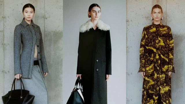 Modni dvojac Proenza Schouler ima odlične kapute i pleteninu