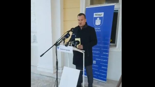 Biograd: Zaražen je djelatnik bolnice, 75 ljudi u samoizolaciji